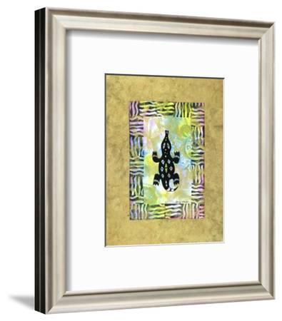Ancient Amphibians III-Nancy Slocum-Framed Art Print