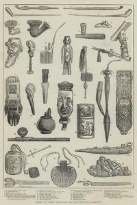 Ancient and Curious Tobacco-Pipes, from the International Exhibition