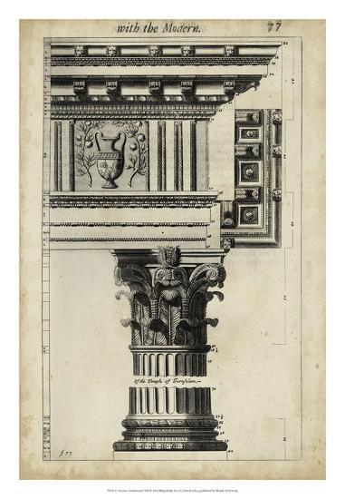 Ancient Architecture VII-John Evelyn-Giclee Print