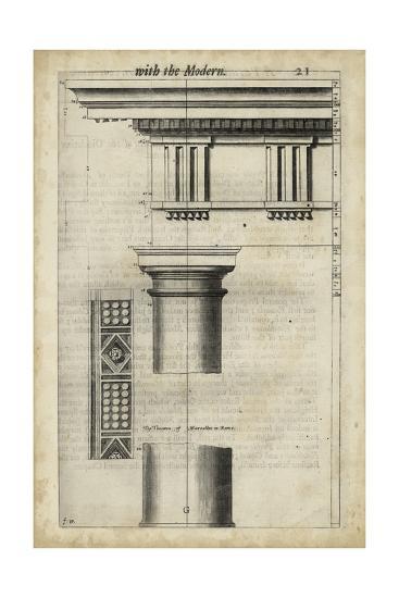 Ancient Architecture VIII-John Evelyn-Art Print