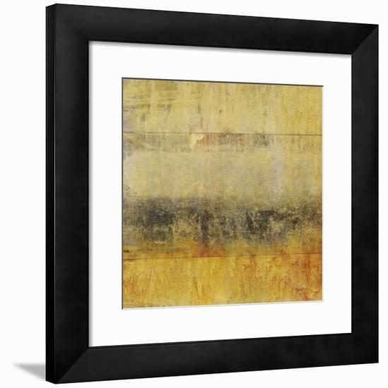 Ancient Bombay I--Framed Art Print