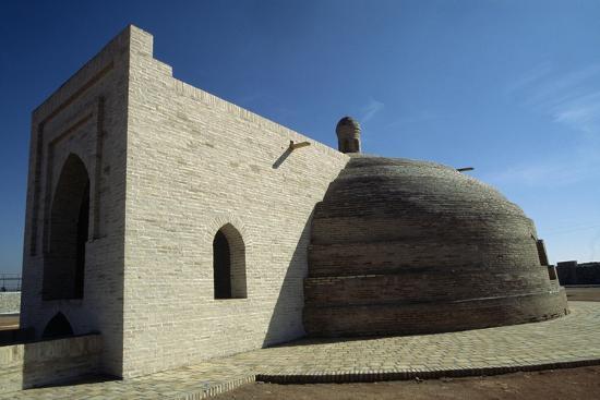 Ancient Cistern, Navoi, Uzbekistan--Giclee Print