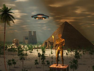 Ancient Civilization-Stocktrek Images-Photographic Print