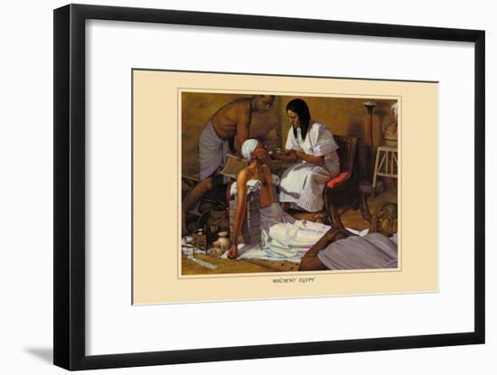 Ancient Egypt-Robert Thom-Framed Art Print