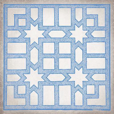 Ancient Geometry I-Maria Mendez-Giclee Print