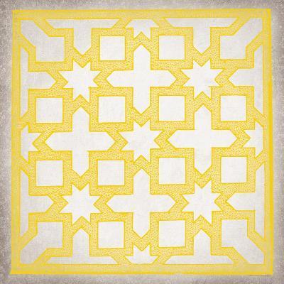 Ancient Geometry III-Maria Mendez-Giclee Print