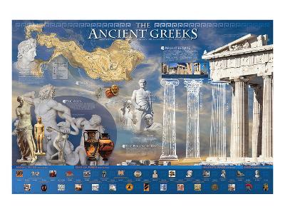 Ancient Greek--Art Print