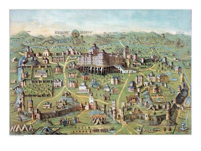 Ancient Jerusalem--Giclee Print