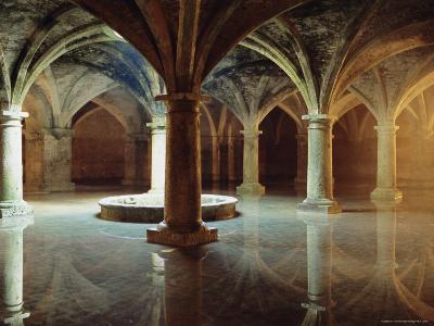 Ancient Portuguese Cistern, El Jadida, Atlantic Coast, Morocco, Africa-Bruno Morandi-Photographic Print