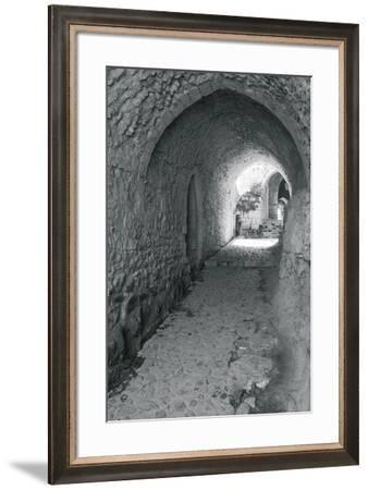 Ancient Stones V-The Chelsea Collection-Framed Giclee Print