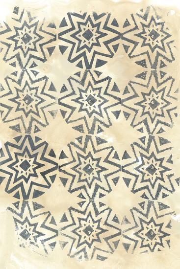 Ancient Textile IV-June Vess-Art Print