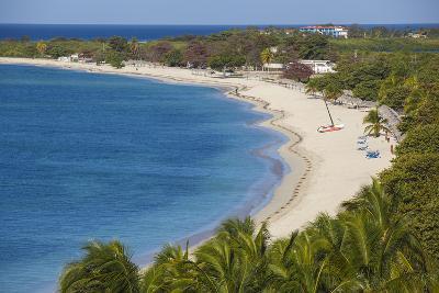 Ancon Beach, Trinidad, Sancti Spiritus Province, Cuba, West Indies, Caribbean, Central America-Jane Sweeney-Photographic Print