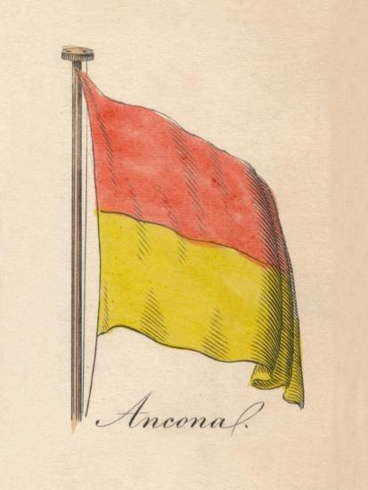 'Ancona', 1838-Unknown-Giclee Print
