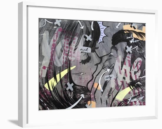 And Only-Dan Monteavaro-Framed Giclee Print