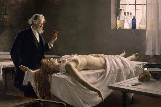 And She Had a Heart!, 1890-Enrique Simonet Y Lombardo-Giclee Print