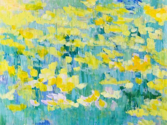And They Were All Yellow-Tamara Gonda-Art Print