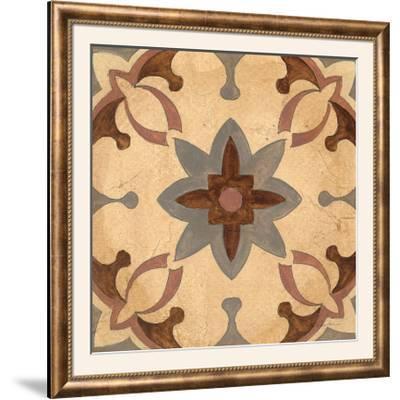 Andalucia Tiles D Color-Silvia Vassileva-Framed Photographic Print