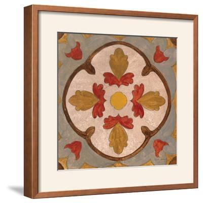 Andalucia Tiles F Color-Silvia Vassileva-Framed Photographic Print