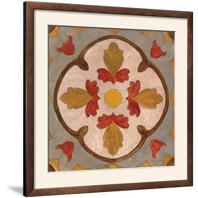 Andalucia Tiles F Color-Silvia Vassileva-Framed Photographic Print