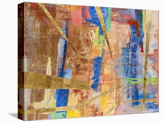 Andalusia-Italo Corrado-Stretched Canvas Print