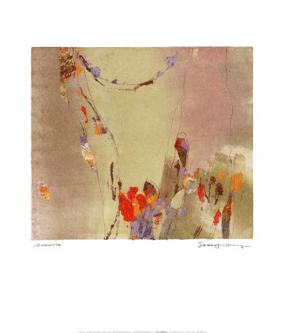 Andante-Sara Jun Chang-Art Print