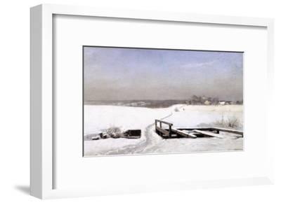 The Snow Covered Bridge