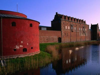 Malmohus Fort (1434) Now Housing a Museum, Malmo, Skane, Sweden