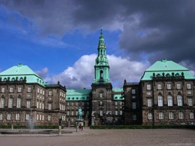 Slotsholmen, Denmark's Seat of National Government, Copenhagen, Denmark