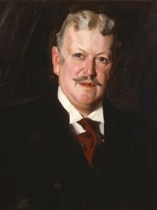 Daniel Catlin, 1901 by Anders Leonard Zorn