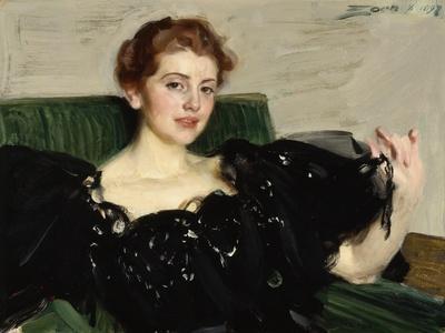 Lucy Turner Joy, 1897
