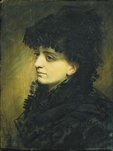 Portrait of Jeanna Heijkenskjold, 1881 by Anders Leonard Zorn