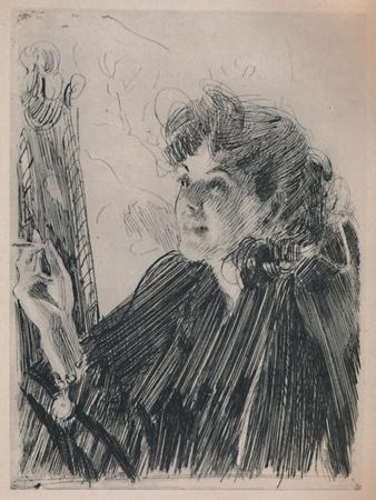 'The Cigarette Dance', c.1890s, (1946)