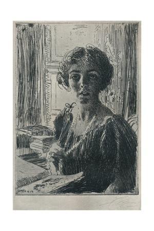 'The Crown Princess Margaret of Sweden', 1914