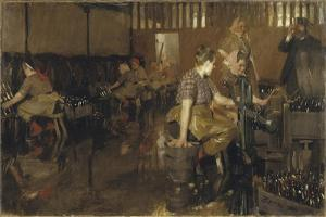 The Little Brewery, 1890 by Anders Leonard Zorn