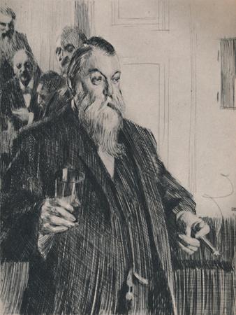 'The Toast', 1890s, (1946)