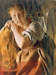 Untitled by Anders Leonard Zorn