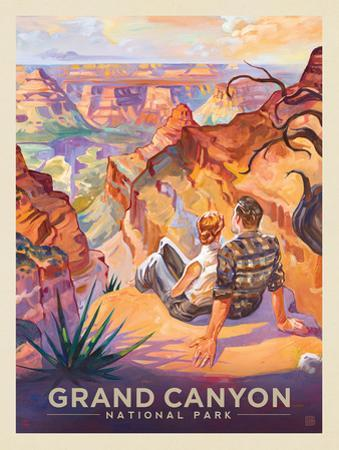 Canyon National Park: Grand Vista by Anderson Design Group