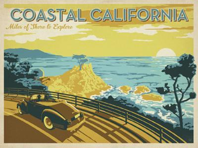 Coastal California: Miles Of Shore To Explore