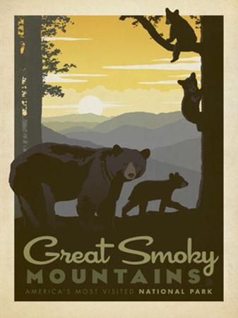 Great Smoky Mountains National Park by Anderson Design Group