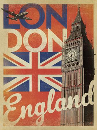 London, England (Flag)