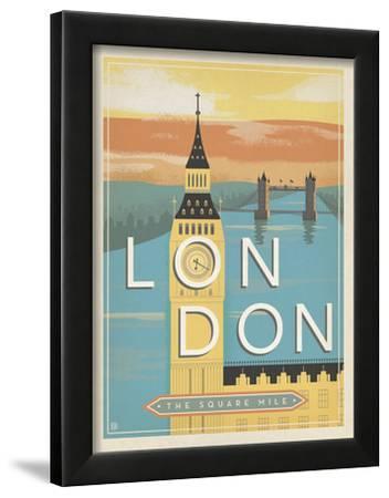 London, the Square Mile