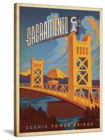 Sacramento, California: Scenic Tower Bridge