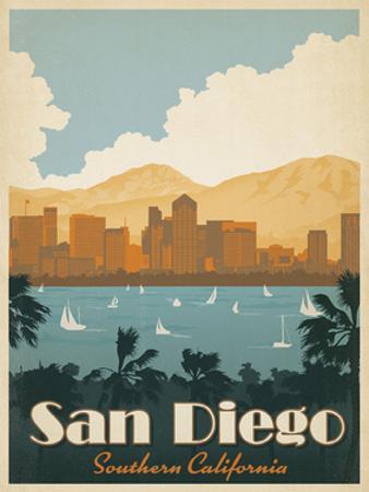 San Diego, Southern California