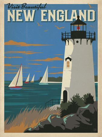 Visit Beautiful New England by Anderson Design Group