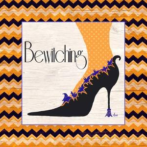 Bewitching Shoes I by Andi Metz