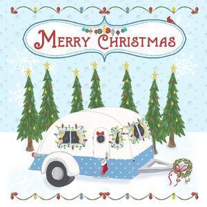 Camper Christmas by Andi Metz