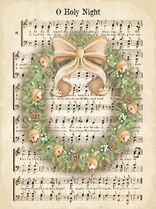 Christmas Carol Holly II by Andi Metz