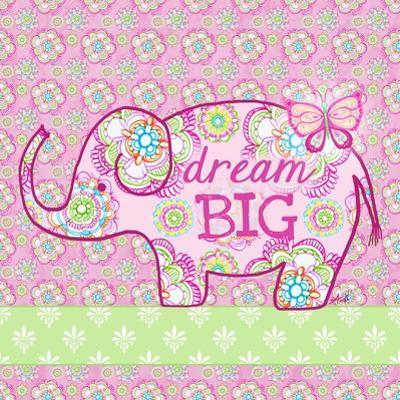 Elephant II by Andi Metz