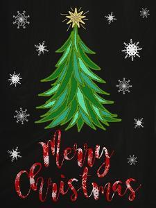Merry Christmas Tree by Andi Metz