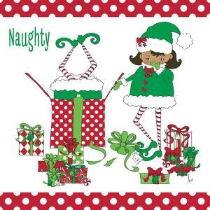 Naughty Elves by Andi Metz